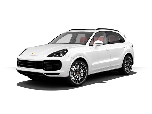 New 2019 Porsche Cayenne Turbo