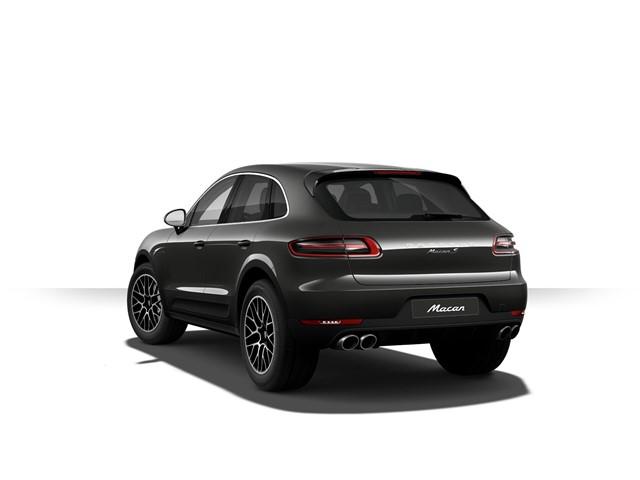 New 2018 Porsche Macan S