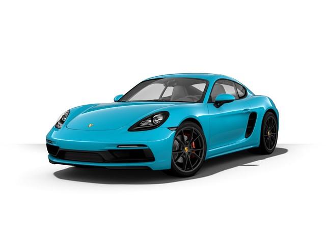 New 2019 Porsche 718 Cayman GTS