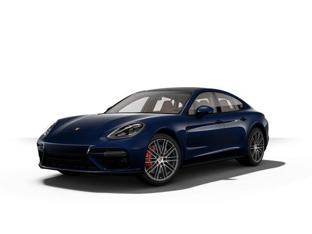 New 2019 Porsche Panamera Turbo