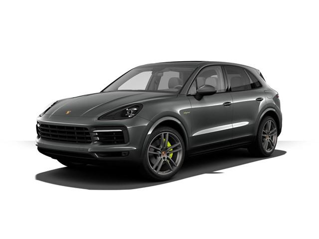 New 2019 Porsche Cayenne E-Hybrid