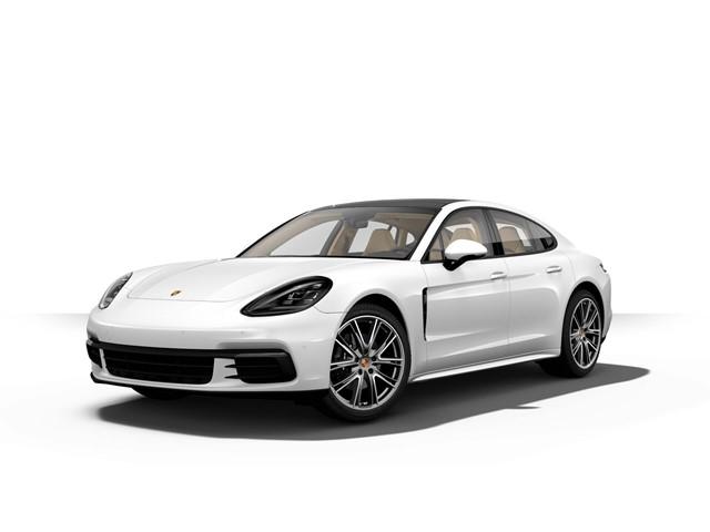 New 2019 Porsche Panamera