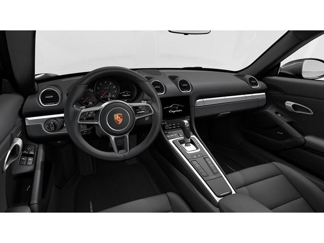New 2019 Porsche 718 Cayman