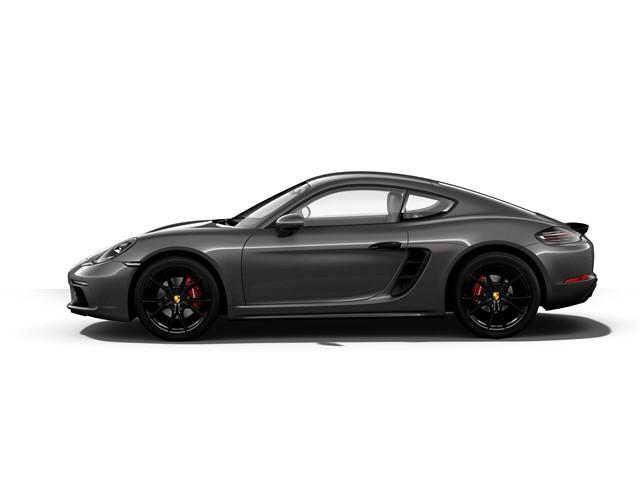 New 2019 Porsche 718 Cayman S