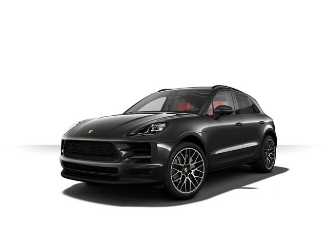 New 2019 Porsche Macan S (2019)