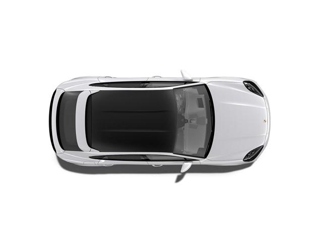 New 2020 Porsche Cayenne Turbo