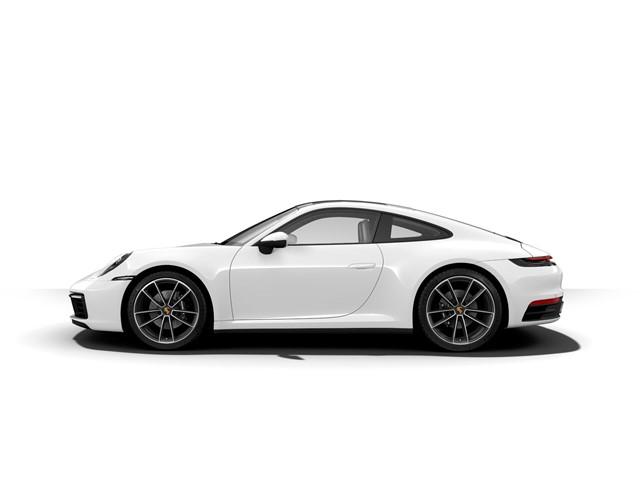 New 2020 Porsche 911 Carrera (992)