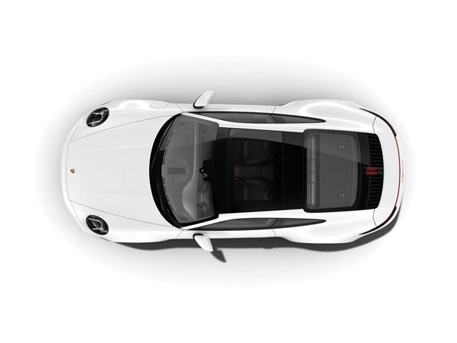 New 2020 Porsche 911 Carrera S (2020)