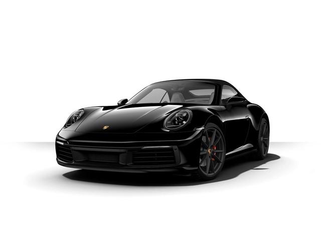 New 2020 Porsche 911 Carrera 4S Cabriolet (2020)