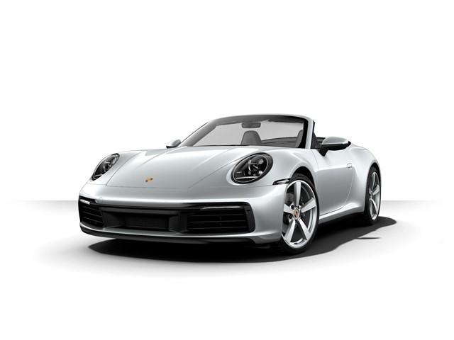 New 2020 Porsche 911 Carrera Cabriolet (992)